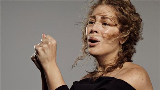 Sondra Radvanovsky har huvudrollen i Bellinis Norma från Metropolitan, New York